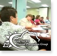 About the Kentucky Suicide Prevention Group and our mission...