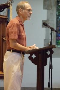 Dr. Eric Johnson